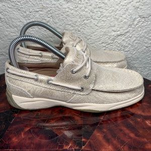 Sperry Intrepid Slip On Boat Shoes